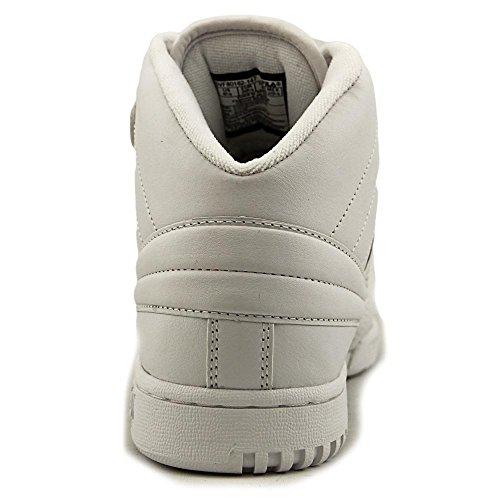 Fila Digital F-13 Blanco Piel Zapato de Baloncesto
