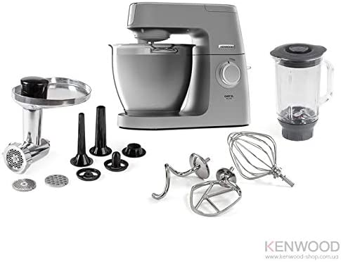 Kenwood - amasadora Planetaria Chef Elite Base, licuadora y ...