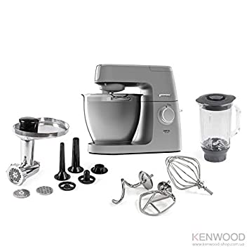 Kenwood kvl6370 Chef Elite amasadora planetaria, Silver: Amazon.es: Hogar