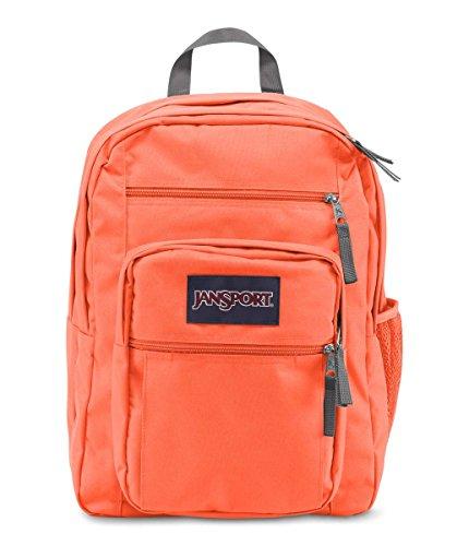 JanSport Big Student Classics Series Backpack - TAHITIAN ORANGE