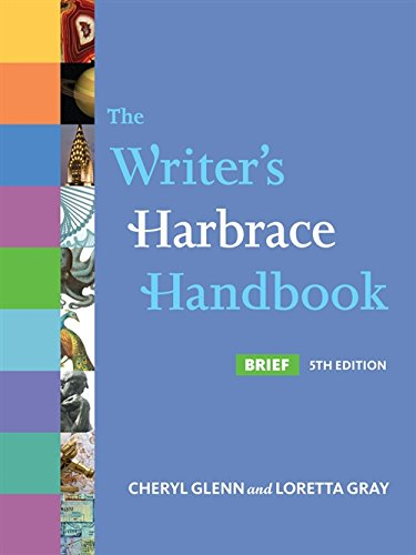 The Writer's Harbrace Handbook, Brief 5th Edition