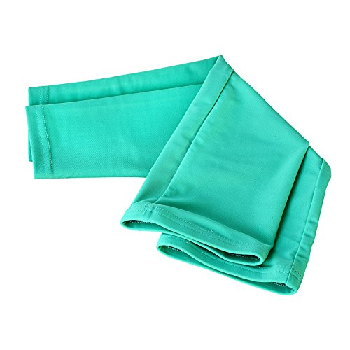 Thorium Green Gardening Heavy Duty Arm Sleeve Protectors Prevents Skin Irritation Scrapes UV Protection Lycra Comes Complete with Gloves & Storage Bag by Thorium (Image #3)