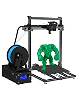ADIMLab 3D Printer Assembled Gantry I3 3D Printing Size 310X310X410 with Heat Bed Control Box Bed Glass PLA by Multiple Colors Printing, Filament Detection, Self-Assembly, 40g PLA Filament Included