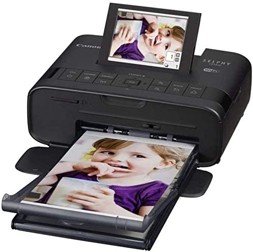 Canon Selphy CP1300 Best Quality Portable Photo Printer