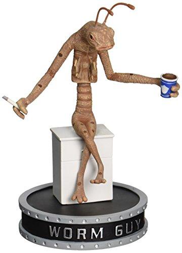 Factory Entertainment M.I.B. Worm Guy Premium Motion Statue ()