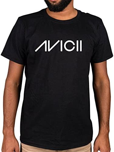 Ulterior Clothing Avicii Logo T-Shirt Wake Me Up Hey Brother ...