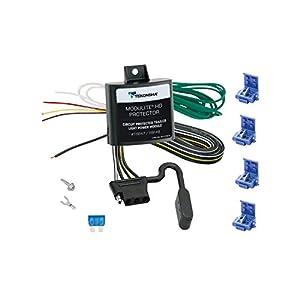 Tekonsha 119147 ModuLite HD Protector Trailer Light Power Module