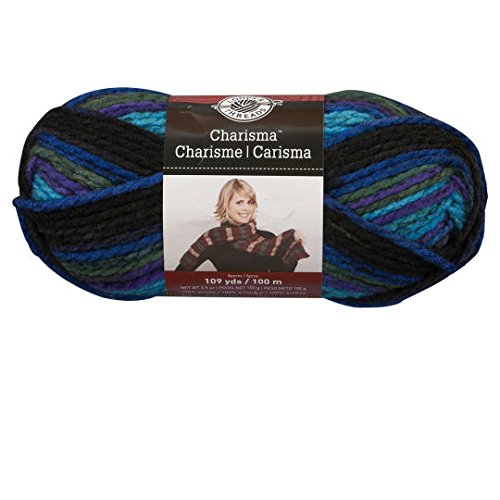 Charisma Yarn, 3.5 oz in Northern Light by Loops & Threads