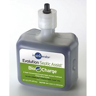 InSinkErator BIOCG Bio-Charge Evolution Septic Assist,