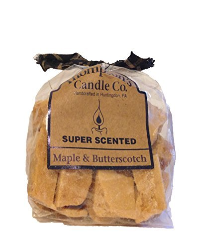 Super Scented Maple and Butterscotch Wax Crumbles