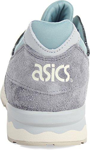 Asics Tiger Herren Gel-Lyte V Sneaker Black/Blue Surf