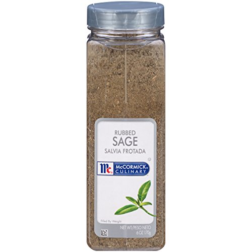 McCormick Culinary Rubbed Sage, 6 oz