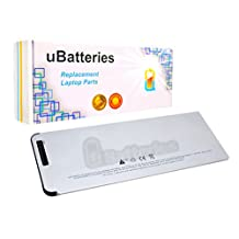 "UBatteries Laptop Battery Apple MacBook Pro 13"" A1280 MB467CH/A Aluminum Unibody Series (2008 Version) - 6 Cell, 42Whr"
