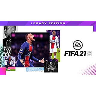 FIFA 21 Nintendo Switch Legacy Edition Standard - Switch [Digital Code]