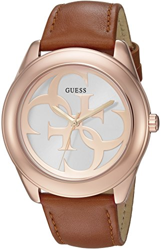 GUESS Womens U0895L3 Gold Tone Stainless