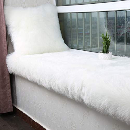 HUIYUE Bedroom Bay Window Cushion,Plush Bay Window Bench Cushion,Window seat mat Tatami Cushion Window Cushion Balcony mat-A 60x120cm(24x47inch) (Seats Bay Windows Window For)