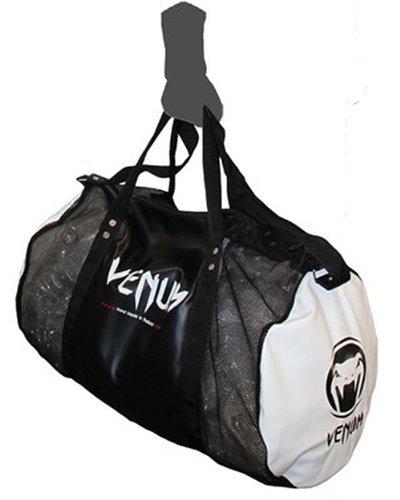 - Venum Thai Camp Sport Bag, Black/White