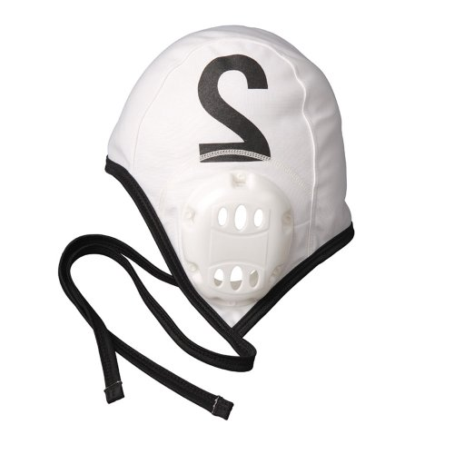 FINIS Adult Water Polo Plastic Caps Team Set, White