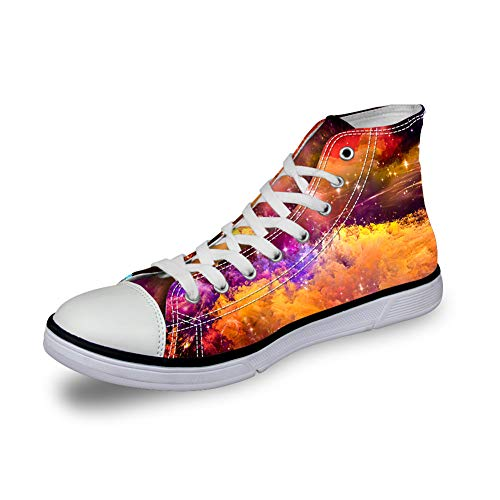 De Galaxy Chaussures Femme Lacets Pattern6 Nopersonality À Ville 8n5qwYYO