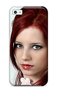 New Fashion Case case, Fashionable Iphone v26Cjupg8xp 4s case cover - Women Redheads