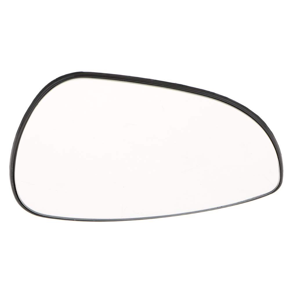 Shiwaki Espejo Lateral Vidrio Gran Angular CALEFACTABLE Lado Izquierdo Para FORD FIESTA 08-17