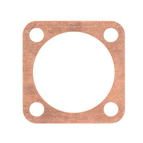 BBR Tuning 2-Stroke Motorized Bicycle High Performance Copper Head Gasket For High Compression Cylinders - Gas Bike Upper Head Gasket Upgrade