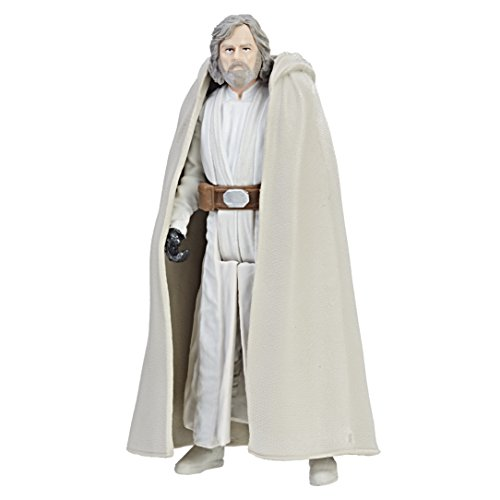 Star Wars: The Last Jedi Luke Skywalker (Jedi Master) Force Link Figure 3.75 Inches