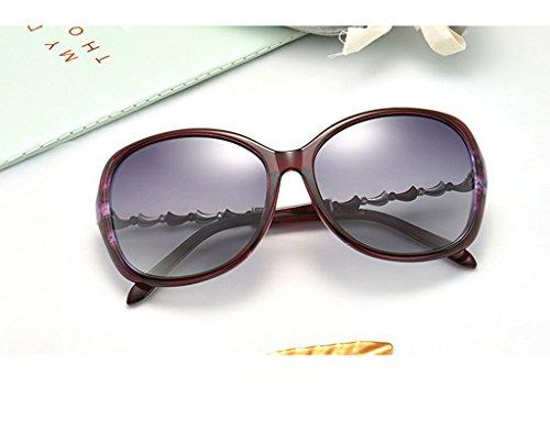 Visor A Gafas Gafas Driver X222 Sun Mirror de sol A Mirror polarizadas Color AC7qXC