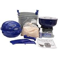Frankford Arsenal Quick-N-EZ 110V Case Tumbler Kit for Cleaning and Polishing for Reloading