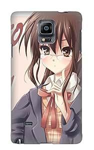 Storydnrmue Series Skin Case Cover Ikey Case For Galaxy Note 4(Anime Watashi Ni Xx Shinasai)