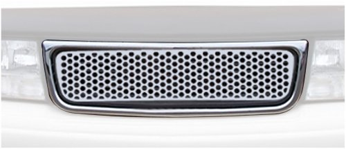 Putco 64314 Designer FX Deluxe Punch Stainless Steel Grille ()