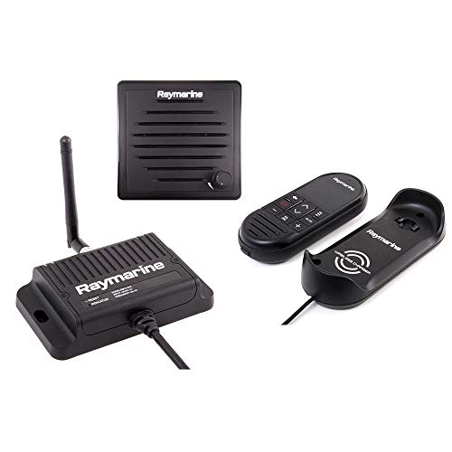 Raymarine Ray90 Wireless Second Station Kit with Passive Speaker, Wi. [T70433] (Raymarine Second Station)