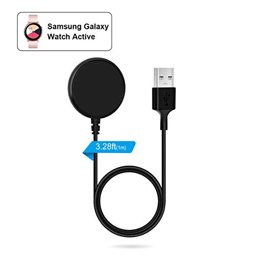 - Charger for Galaxy Watch Active,LANMU Charging Dock Cradle Charger for Samsung Galaxy Watch Active Smart Watch (SM-R500)