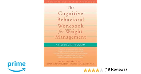 Amazon.com: The Cognitive Behavioral Workbook for Weight ...