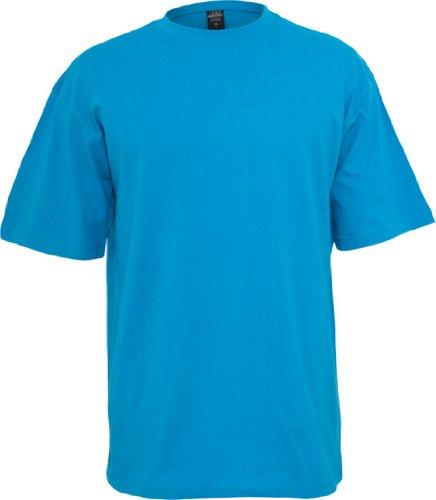 Urban Classics Herren TB006 großes T-Shirt Kurzarm T-Shirt 3XL türkis