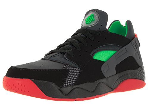Basketball Huarache Low Flight Anthracite Rg Crmsn Grn Schuh Black Lt Air 5tqfH65