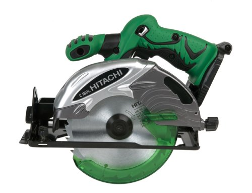 Hitachi C18DLP4 18-Volt Lithium Ion 6-1/2-Inch Circular Saw  (Discontinued by Manufacturer)