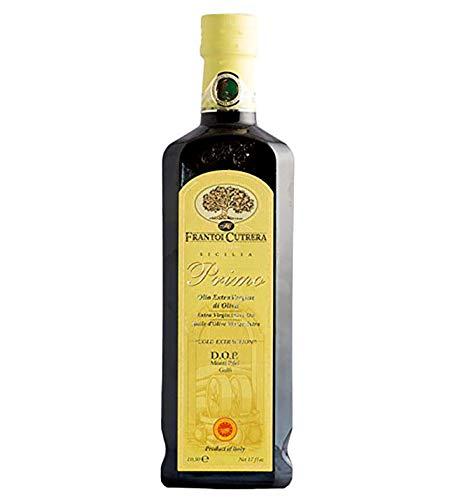 Extra Vierge Olijfolie Primo DOP Monti Iblei – Cutrera – 500ml