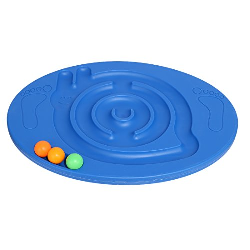 Fcoson Standing Challenge Balance Board Ball Maze for Children Toddlers Kids ()