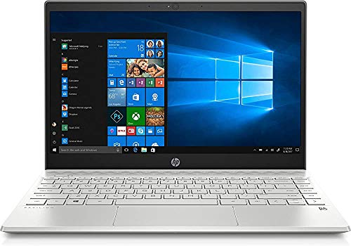 (Renewed) HP Pavilion 13-an0045tu 2018 13.3-inch Laptop (Core i5-8265U/8GB/128GB/Windows 10 Home/Integrated Graphics), Mineral Silver