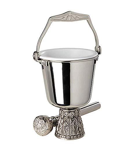 (Last Supper Holy Water Pot with Sprinkler)