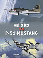 This title explores the formidable Me 262 and P-51 Mustang, two planes which represented the state-of-the-art in terms of design, performance, and combat capability for their respective air forces.              Arguably two of...