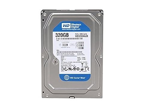 Western Digital Caviar SE 320GB UDMA/100 7200RPM 8MB IDE Hard Drive (Western Digital Wd3200aajb)