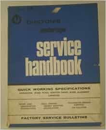 47th Edition 1972 Chilton 39 S Motor Age Service Handbook