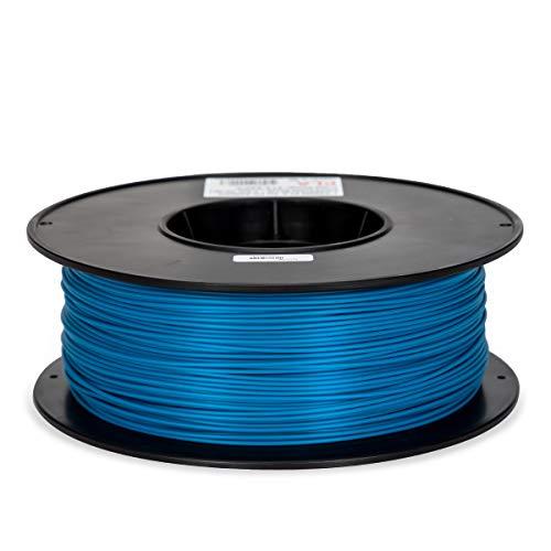 Spool Kg 1 Filament (Inland 1.75mm Egyptian Blue PLA 3D Printer Filament - 1kg Spool (2.2 lbs))