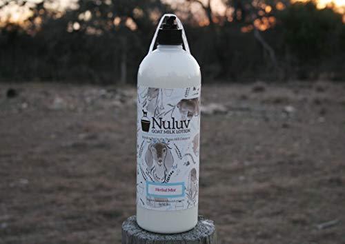 Family Size Goat Milk Lotion - goat's milk, goats milk, goatmilk by Nuluv Goat Milk Products