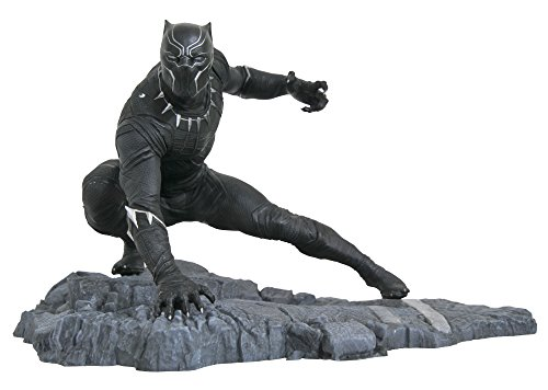 DIAMOND SELECT TOYS Marvel Gallery: Black Panther PVC Figure