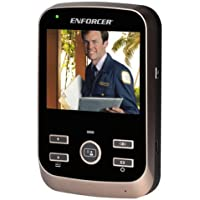 Seco-Larm Enforcer Wireless Video Door Phone Additional Monitor (DP-236MQ)