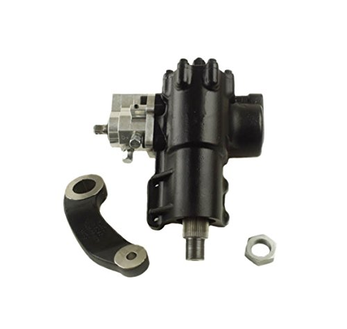 PSC Motorsports Performance Steering Components SG688R Big Bore XDR Cylinder Assist Steering Gear for 2007-2017 Jeep Wrangler ()