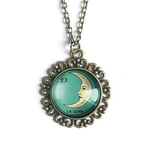 La Luna Large Pendant necklace